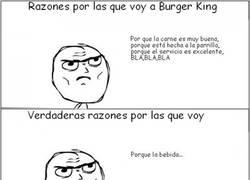 Enlace a La verdad sobre Burger King