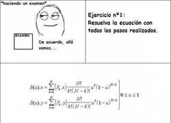 Enlace a Haciendo el Examen