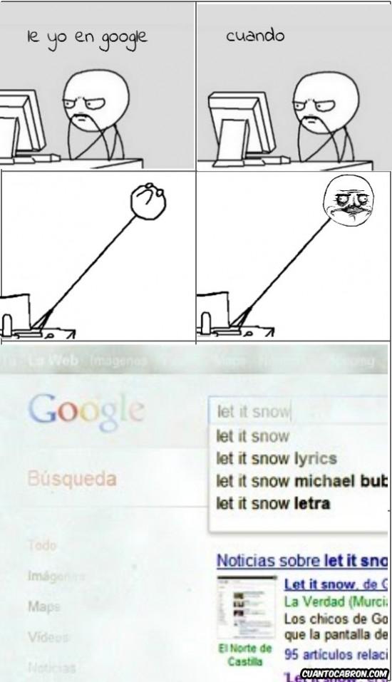 Me_gusta - Google navideño