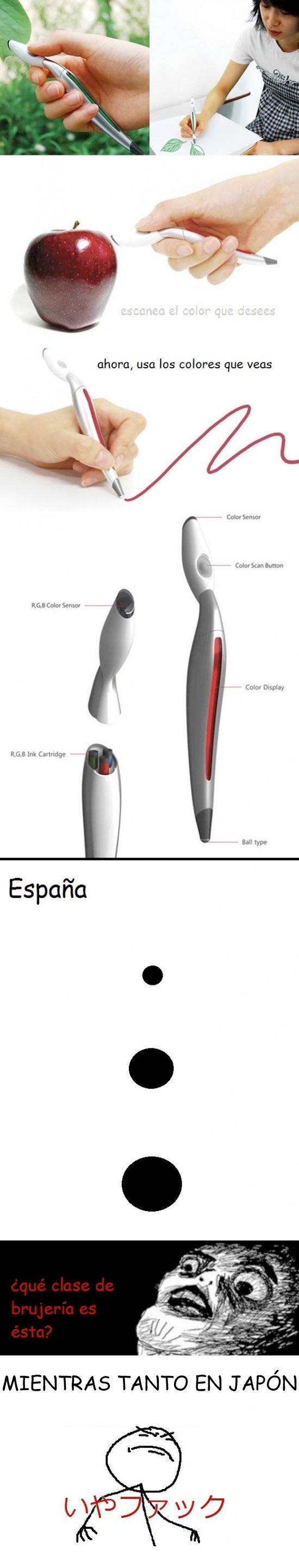 Inglip - Maldita tecnología