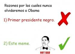 Enlace a Recordaremos A Obama