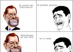Enlace a Rajar a Rajoy