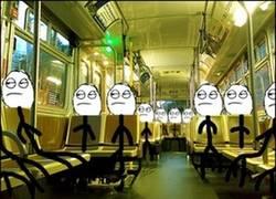 Enlace a Troll en el autobús