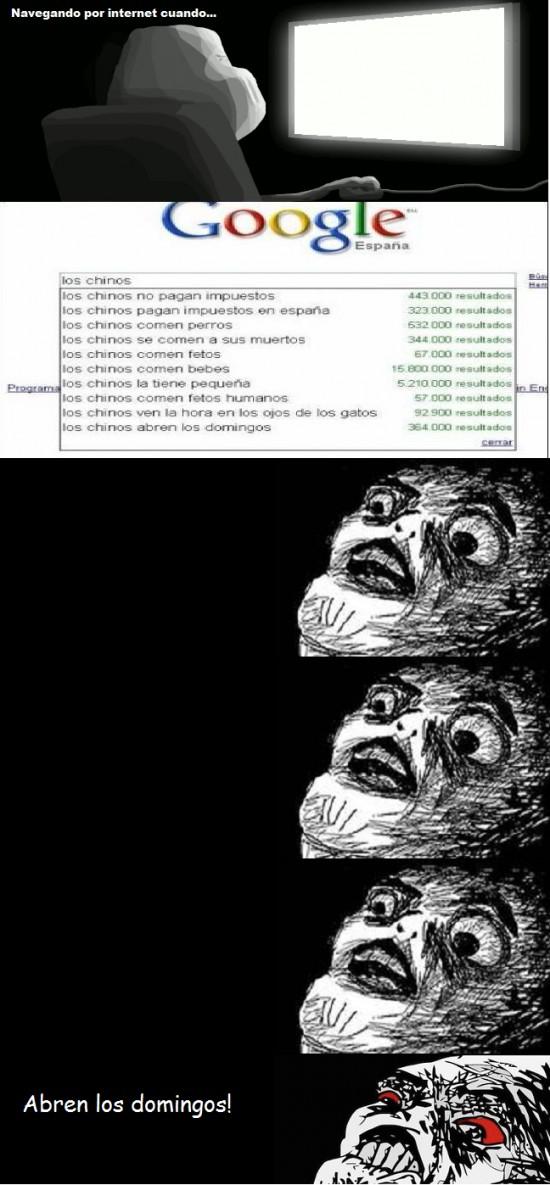 Inglip - Navegando por internet cuando...