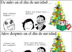 Enlace a Navidad y sus épocas