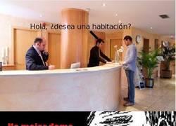 Enlace a Habitación de hotel