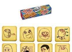 Enlace a ¡Queremos galletas así!
