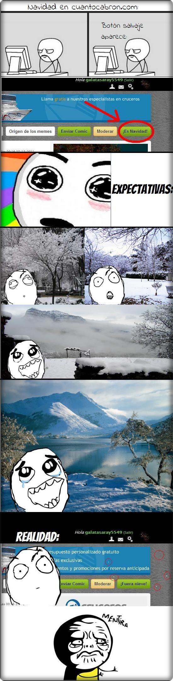 boton,fuera,mentira,navidad,nieve