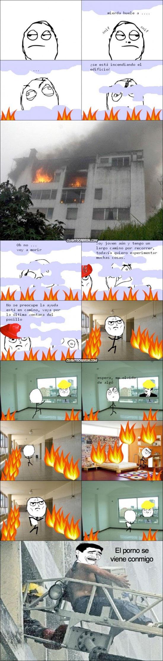 bomberos,fuego,ordenador