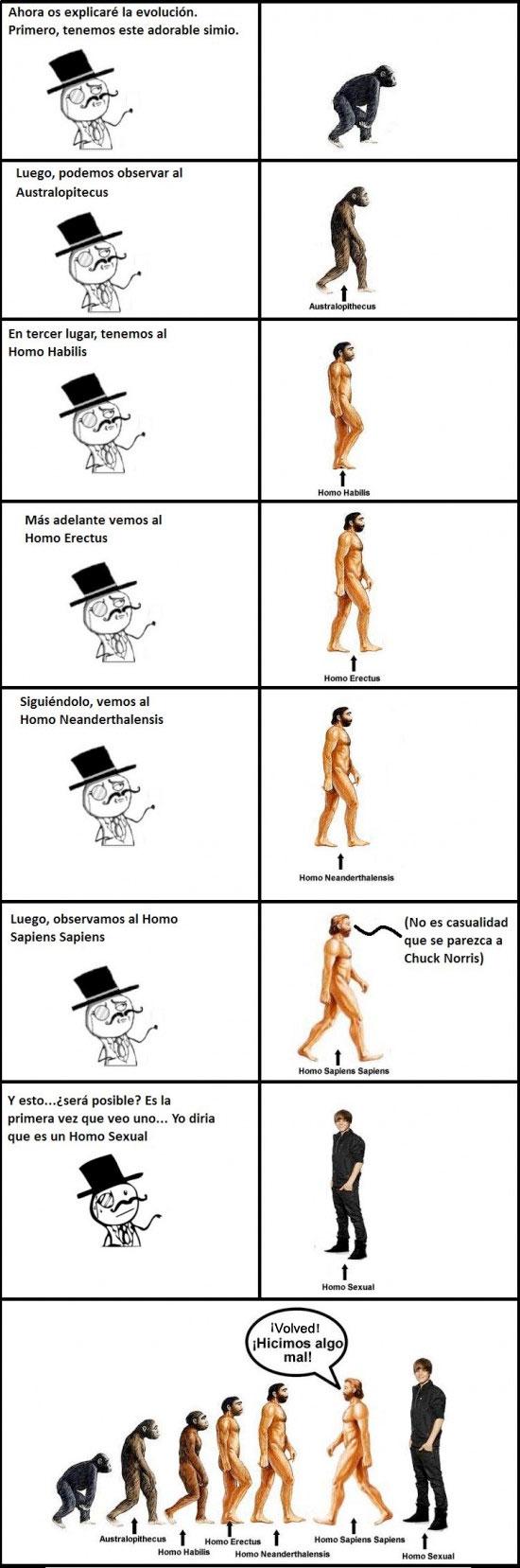 Feel_like_a_sir - La evolución