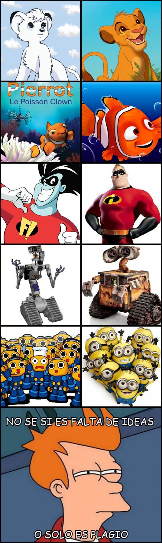 Otros - Personajes originales