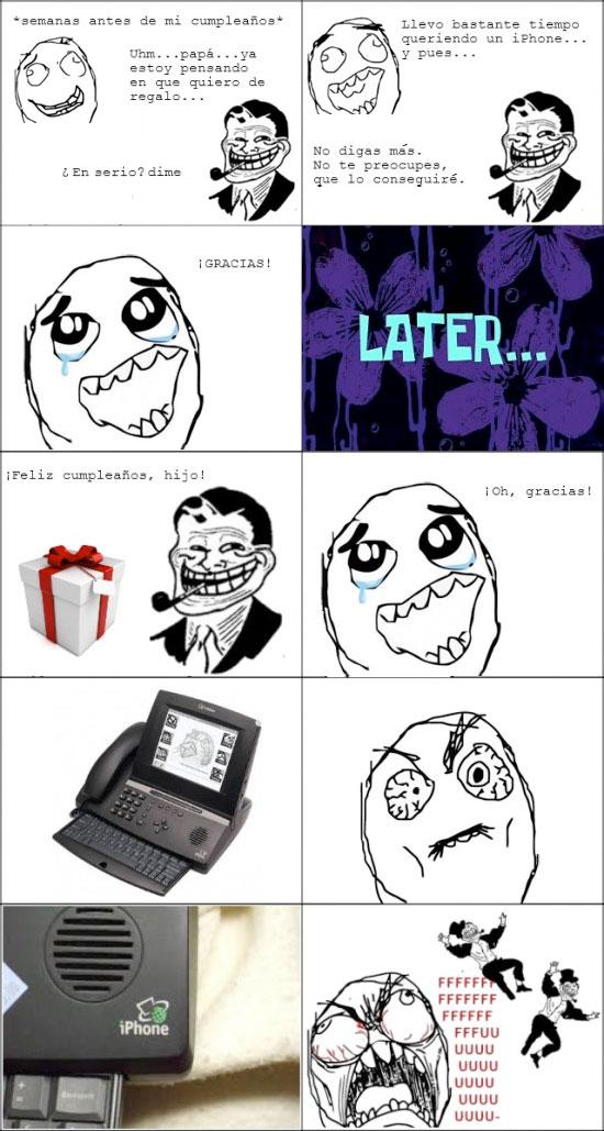 Trolldad - iPhone