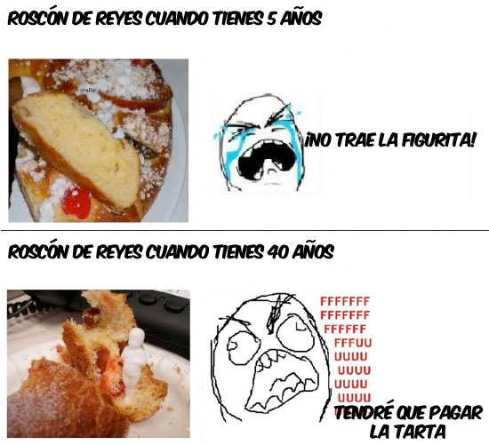 Ffffuuuuuuuuuu - Rosca de Reyes