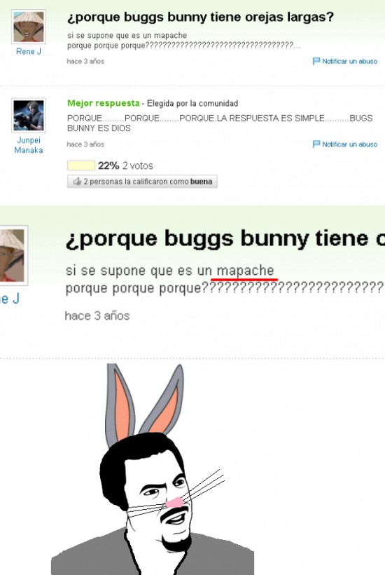 Are_you_serious - Bugs Pache