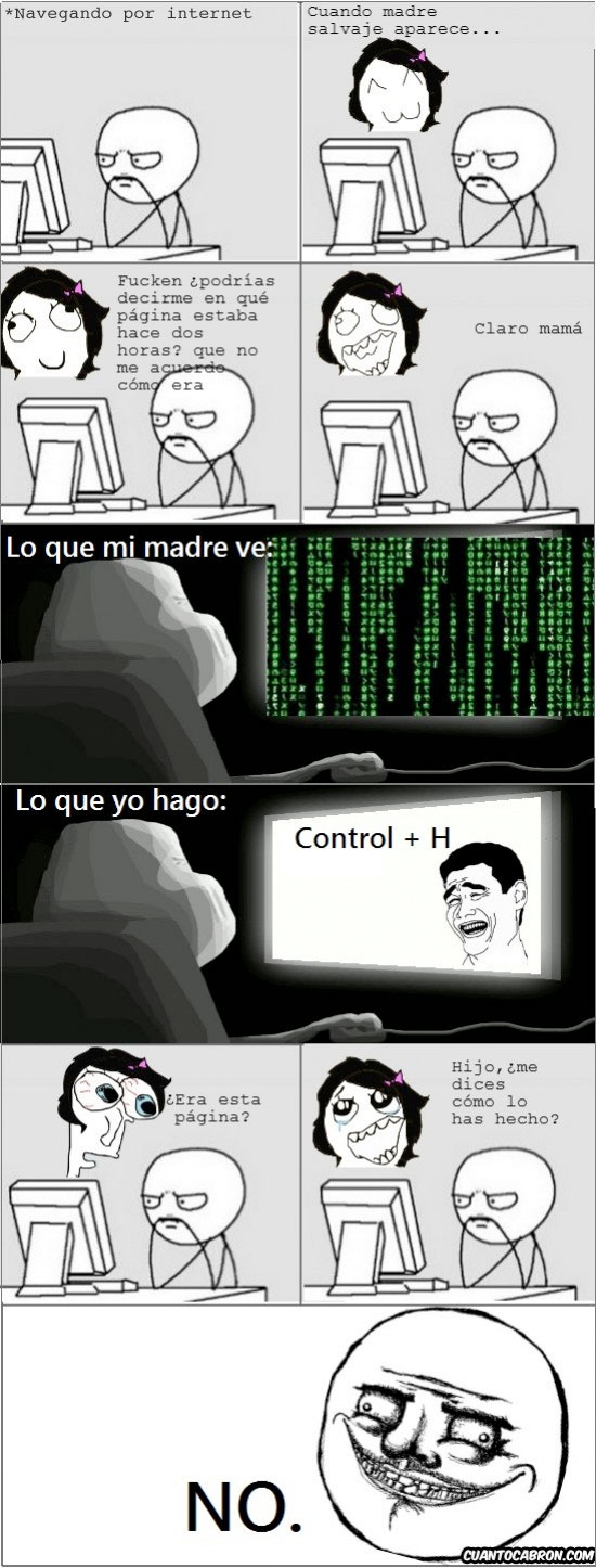 computer guy,historial,madre,me gusta,no,yao
