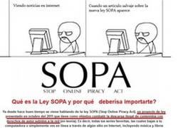 Enlace a NO a la ley S.O.P.A.