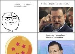 Enlace a El plan de Rajoy para resucitar a Fraga