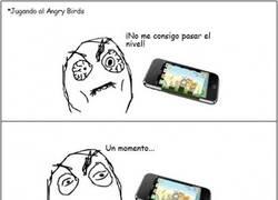 Enlace a Nokia en Angry Birds