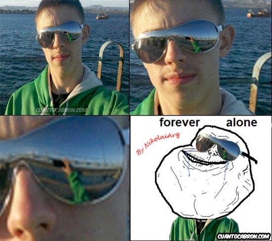Aburrido,Forever Alone,Foto,gafas de sol,Muelle,multitud,reflejo,Solo