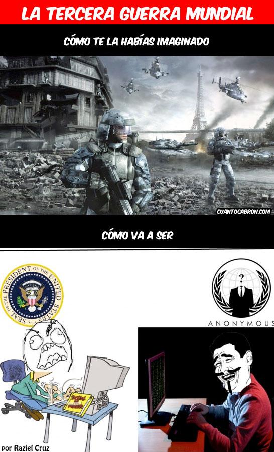 Yao - Tercera guerra mundial
