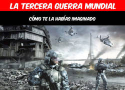 Enlace a Tercera guerra mundial