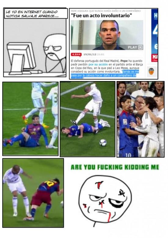 Kidding_me - Pepe y su buena intención