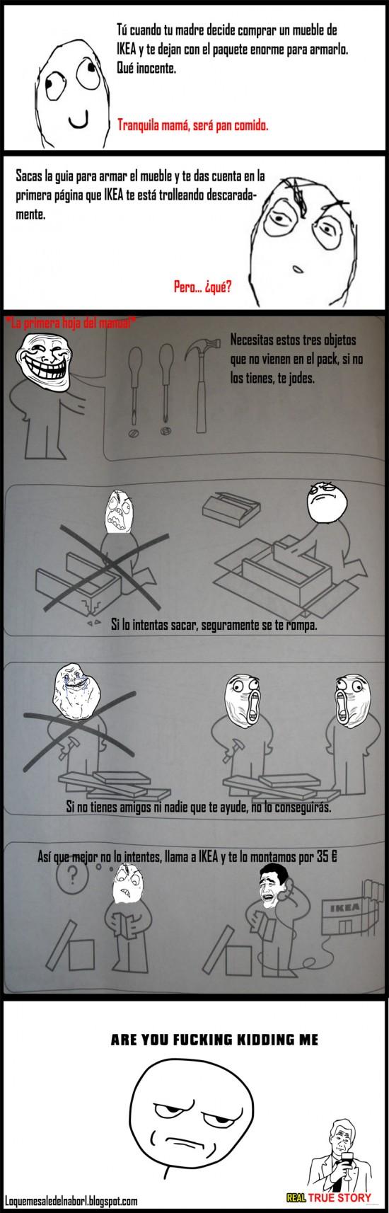 Kidding_me - IKEA te trollea
