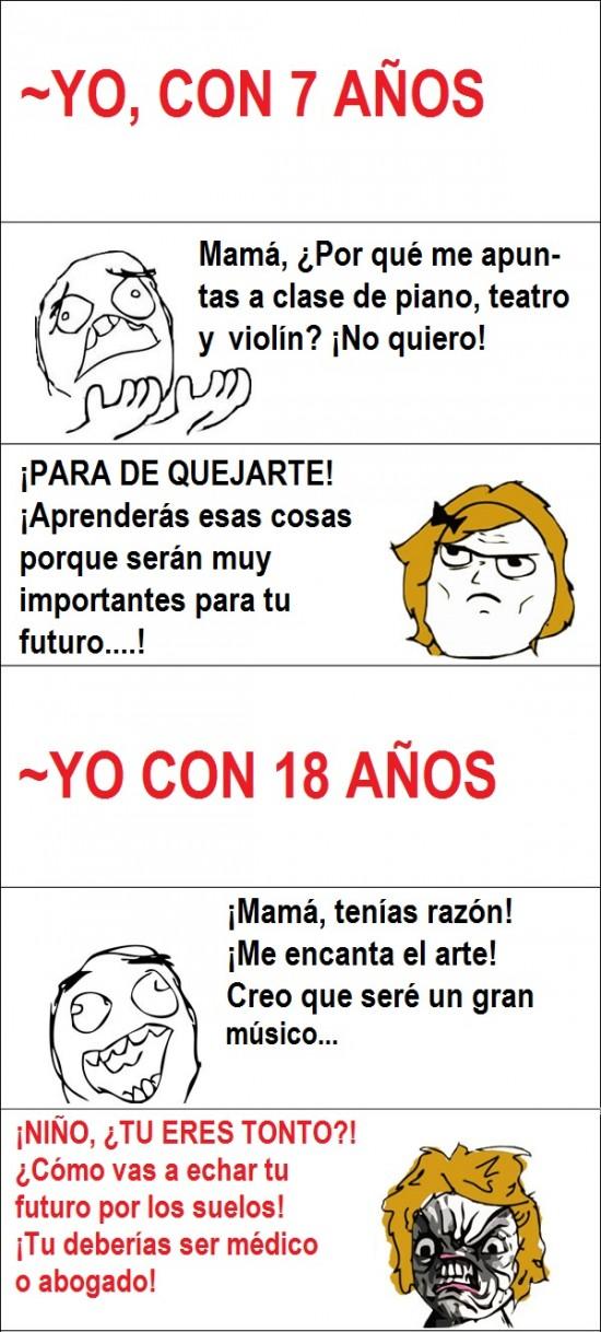 futuro,madre,Piano,rage guy