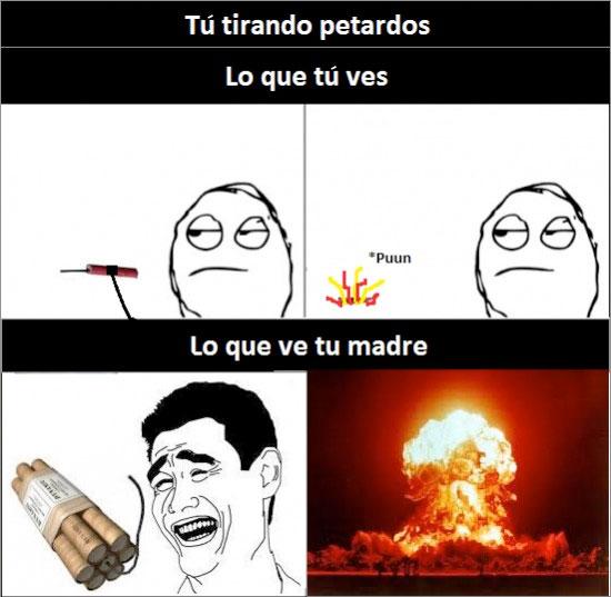 Bomba,fuego,Madre,muerte destrucción,Petardo,Ves