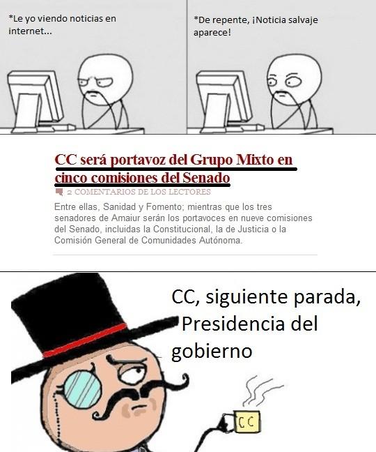 Feel_like_a_sir - Presidencia