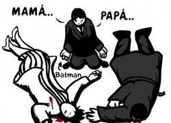 Enlace a Lo que le gustó a batman