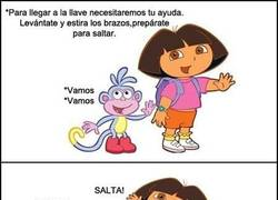 Enlace a Dora la insultadora