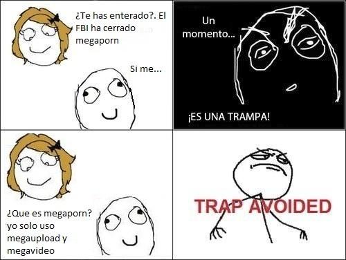 Otros - Trap avoided