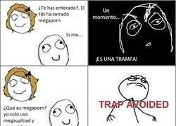 Enlace a Trap avoided