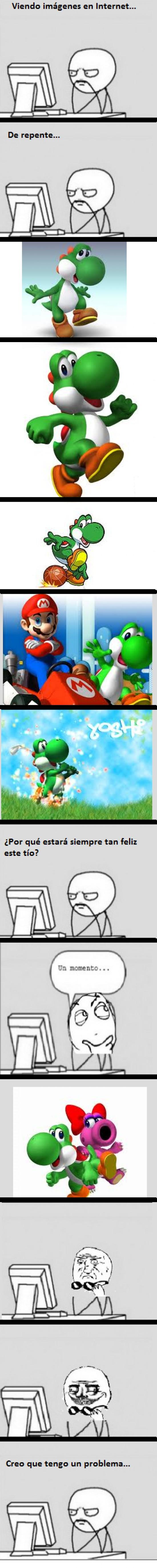 Me_gusta - La felicidad de Yoshi