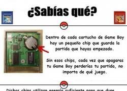 Enlace a Los cartuchos de Pokémon