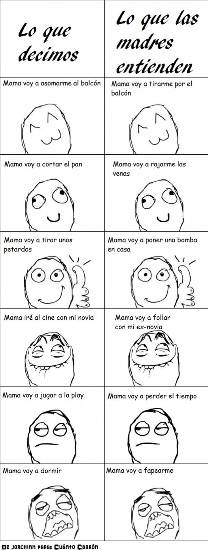 Mix - Así son las madres...