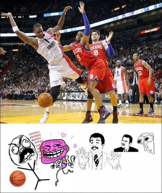 Mix - Memes versión basquet