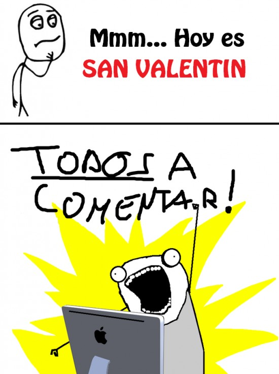 all the things,comentar,san valentin