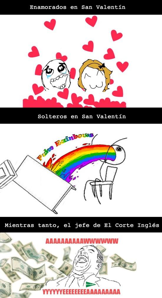 Mix - San Valentín no deja indiferente