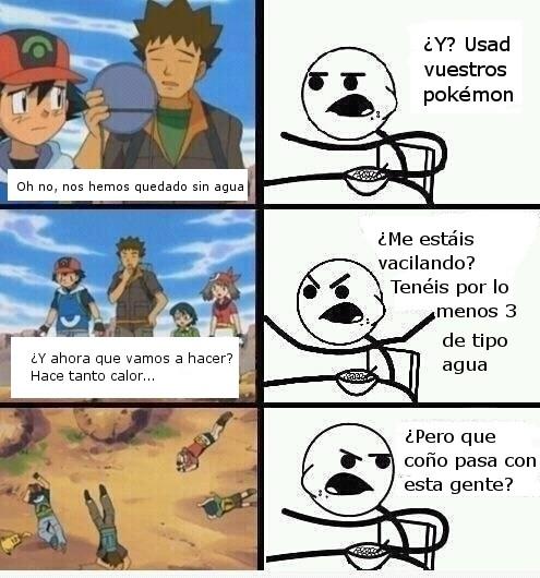 Cereal_guy - Lógica Pokémon