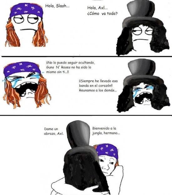 Otros - Guns N Roses
