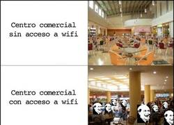 Enlace a Qué haríamos sin wifi