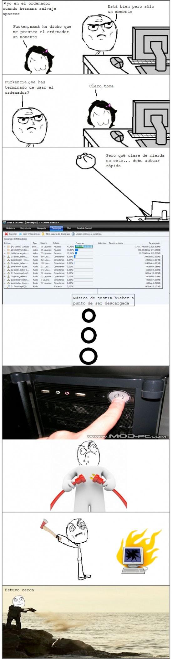 Otros - Desinfectando el ordenador