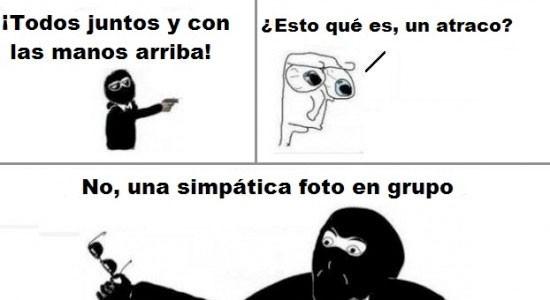No_me_digas - Atracos