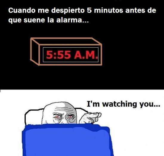 Im_watching_you - Despertador