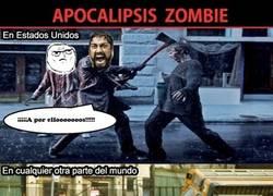 Enlace a Apocalipsis zombie según dónde estés