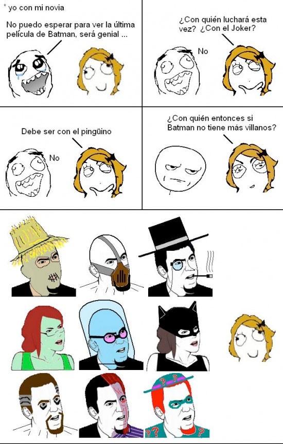 Kidding_me - Villanos de Batman