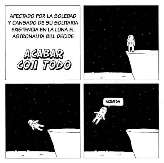 Retarded - Suicidarse en el espacio