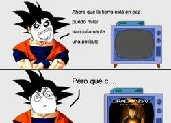 Enlace a Pobre Goku